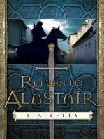 Return to Alastair (The Tahn Saga Book #3)