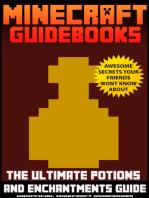 Minecraft Guidebooks