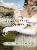 A Necessary Deception (The Daughters of Bainbridge House Book #1)
