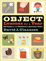 Object Lessons for a Year (Object Lesson Series)