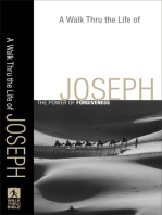 A Walk Thru the Life of Joseph (Walk Thru the Bible Discussion Guides)