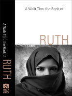 A Walk Thru the Book of Ruth (Walk Thru the Bible Discussion Guides)