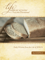 Life Application Study Bible Devotional