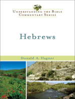 Hebrews (Understanding the Bible Commentary Series)