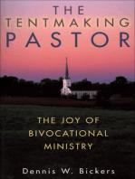 The Tentmaking Pastor