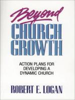 Beyond Church Growth