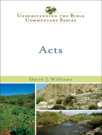 Acts (Understanding the Bible Commentary Series)