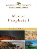 Minor Prophets I (Understanding the Bible Commentary Series)