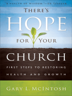 There's Hope for Your Church