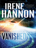 Vanished (Private Justice Book #1)