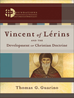 Vincent of Lérins and the Development of Christian Doctrine ()