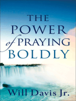 The Power of Praying Boldly