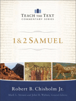 1 & 2 Samuel (Teach the Text Commentary Series)