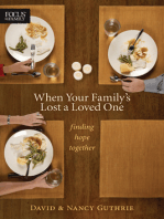 When Your Family's Lost a Loved One