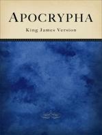 KJV Apocrypha