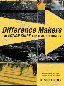 Difference Makers: An Action Guide for Jesus Followers