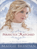 Perfectly Matched (The Blue Willow Brides Book #3)