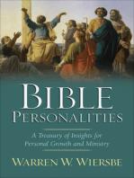 Bible Personalities