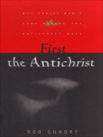 First the Antichrist