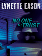 No One to Trust (Hidden Identity Book #1)
