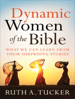 Dynamic Women of the Bible