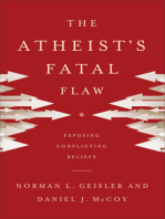 The Atheist's Fatal Flaw