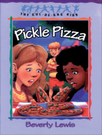 Pickle Pizza (Cul-de-Sac Kids Book #8)