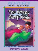 The Creepy Sleep-Over (Cul-de-Sac Kids Book #17)