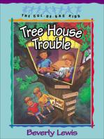 Tree House Trouble (Cul-de-Sac Kids Book #16)