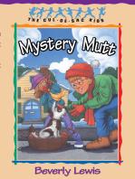 Mystery Mutt (Cul-de-Sac Kids Book #21)