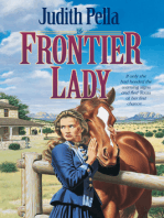 Frontier Lady (Lone Star Legacy Book #1)