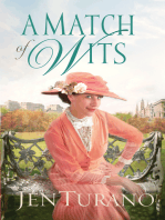 A Match of Wits (Ladies of Distinction Book #4)