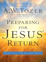 Preparing for Jesus' Return