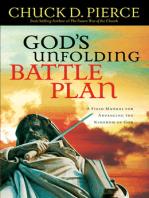 God's Unfolding Battle Plan