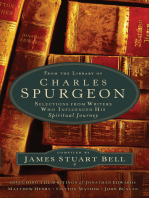 From the Library of Charles Spurgeon