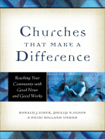 Churches That Make a Difference