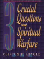 3 Crucial Questions about Spiritual Warfare (Three Crucial Questions)