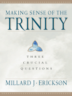 Making Sense of the Trinity (Three Crucial Questions)