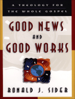 Good News and Good Works