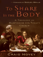 To Share in the Body