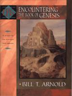 Encountering the Book of Genesis (Encountering Biblical Studies)
