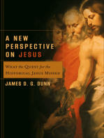 A New Perspective on Jesus (Acadia Studies in Bible and Theology)