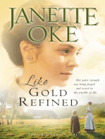 Like Gold Refined (Prairie Legacy Book #4)