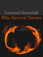 Why Revival Tarries