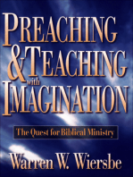 Preaching and Teaching with Imagination