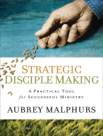 Strategic Disciple Making