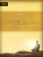 Yes, Your Marriage Can Be Saved