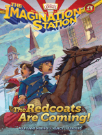 The Redcoats Are Coming!