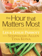 The Hour That Matters Most