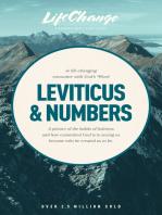 Leviticus & Numbers
